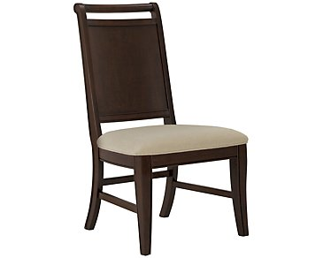 Canyon Dark Tone Wood Side Chair