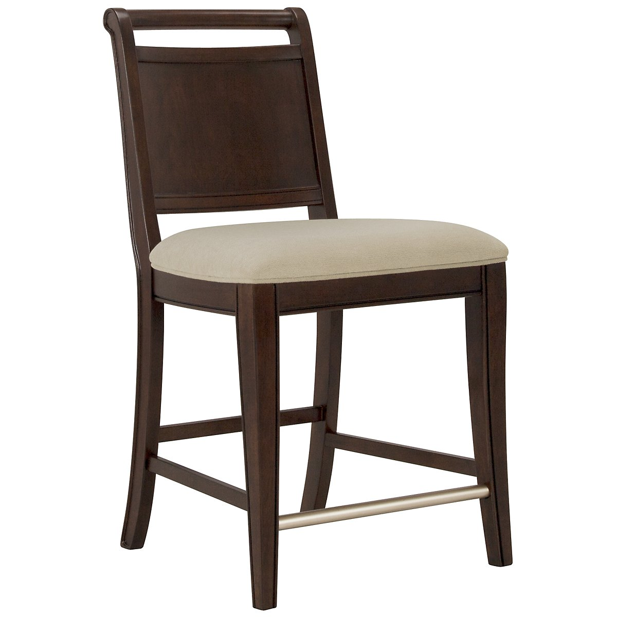 "Canyon Dark Tone 24"" Wood Barstool"