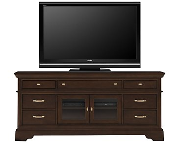 "Canyon Dark Tone 70"" TV Stand"