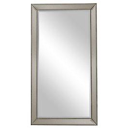 Adiva Silver Floor Mirror