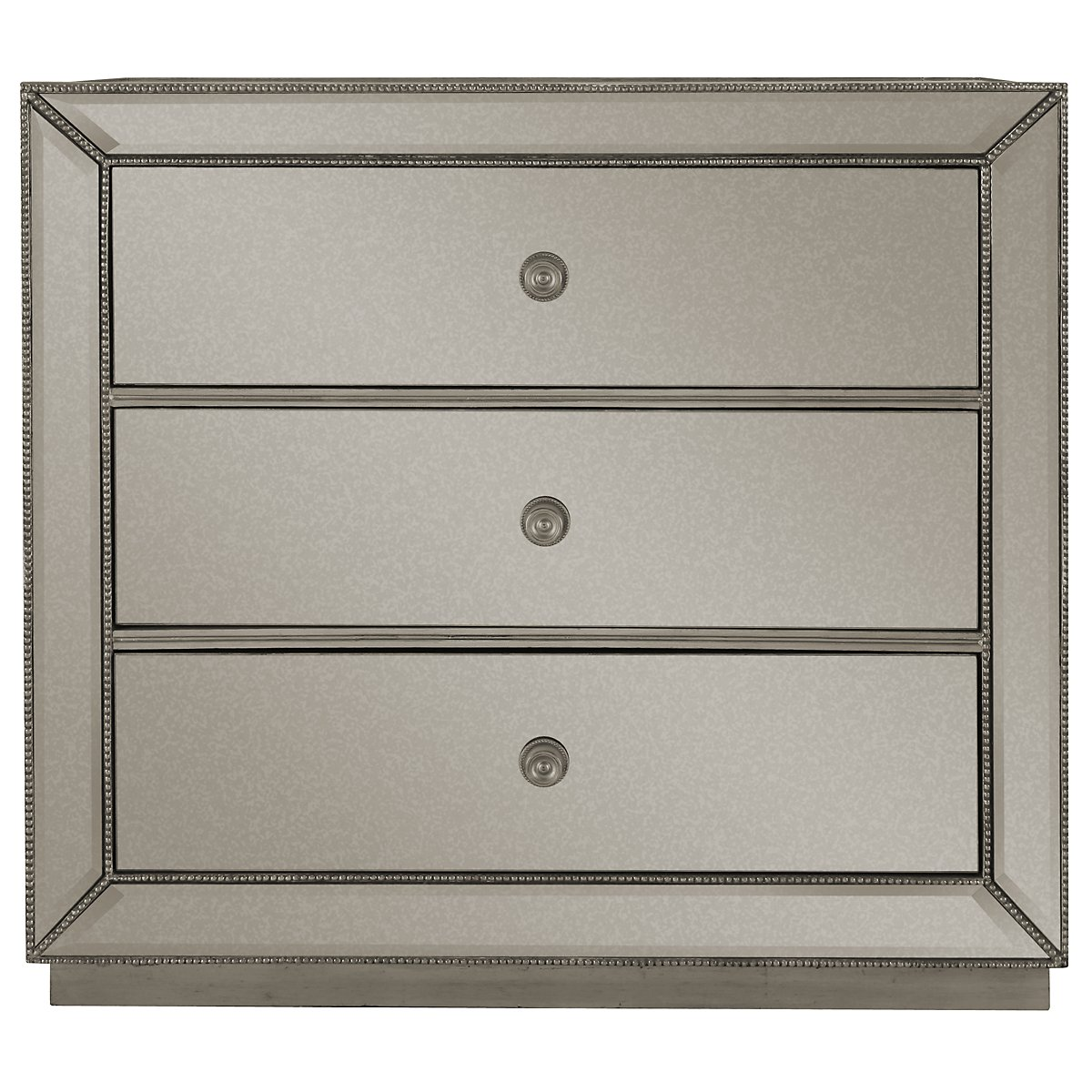 Adiva Large Mirrored Accent Chest
