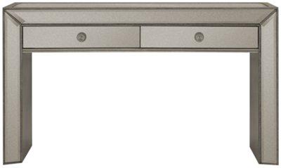City Furniture Adiva Mirrored Console Table