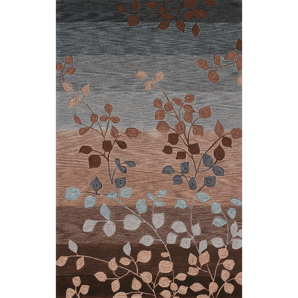 Ivy Blue 8X10 Area Rug