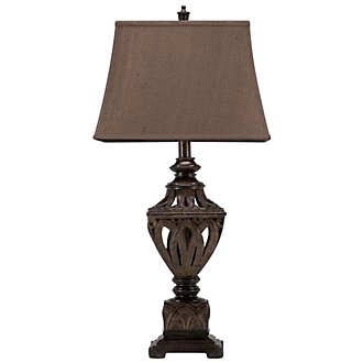 Eden Bronze Table Lamp