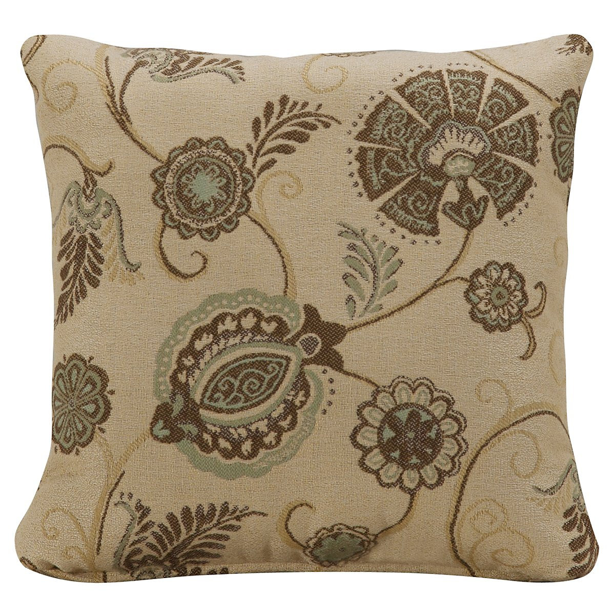 "Camile Multicolored 20"" Indoor/Outdoor Accent Pillow"