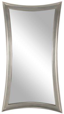 Zander Silver Floor Mirror