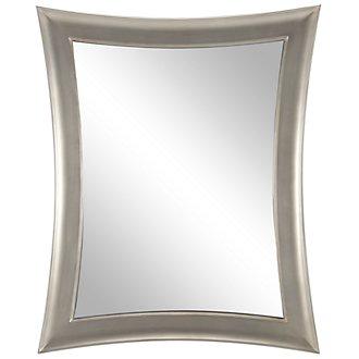 Zander Silver Mirror