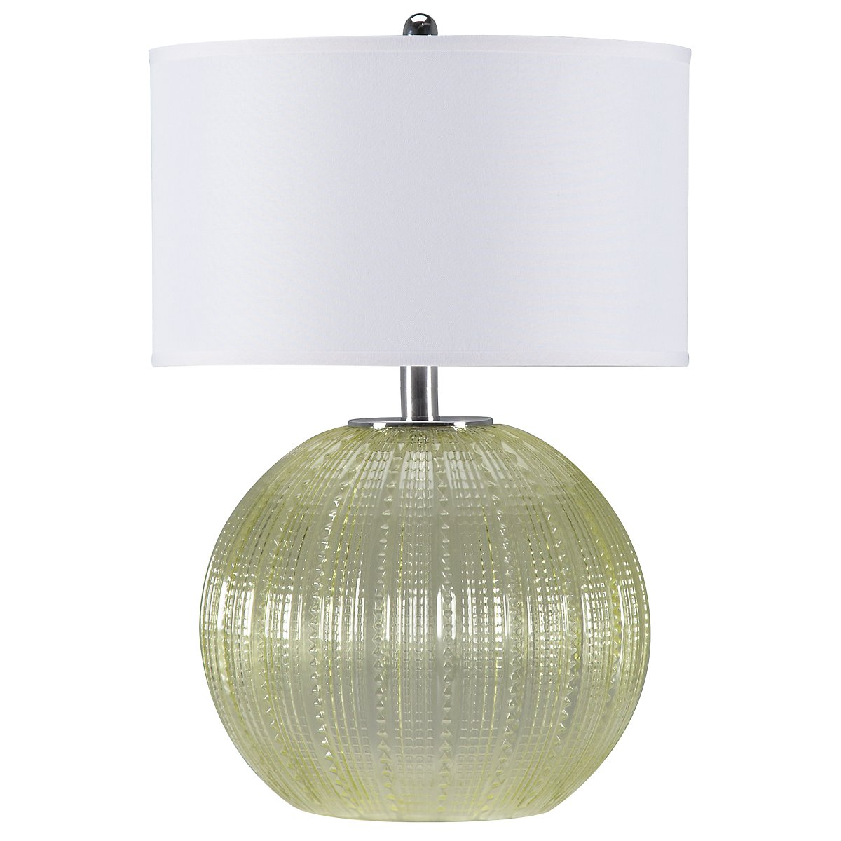 Urchin Green Table Lamp