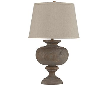 Maison Light Gray Table Lamp