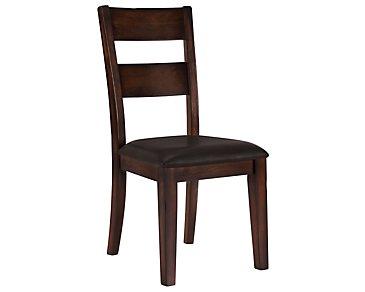 Mango2 Dark Tone Side Chair