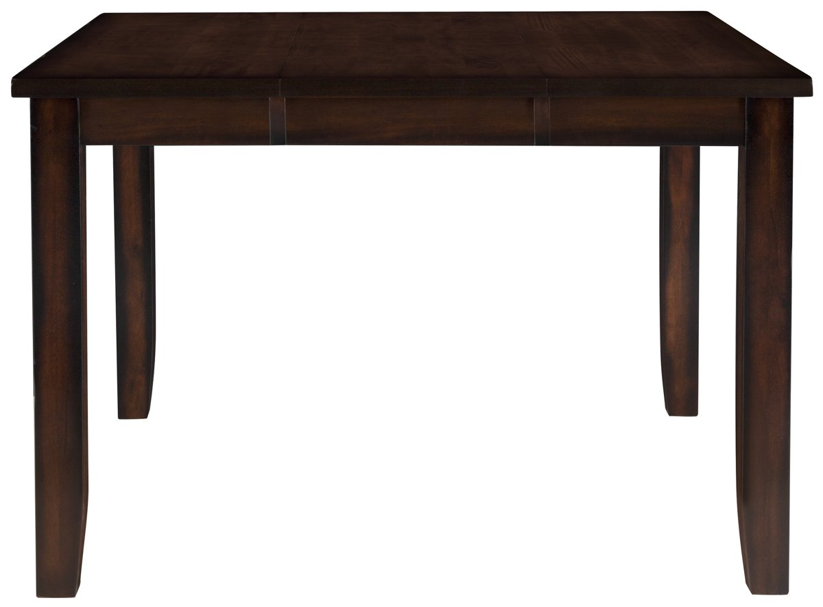 City Furniture Mango2 Dark Tone High Table 4 Barstools & High Bench