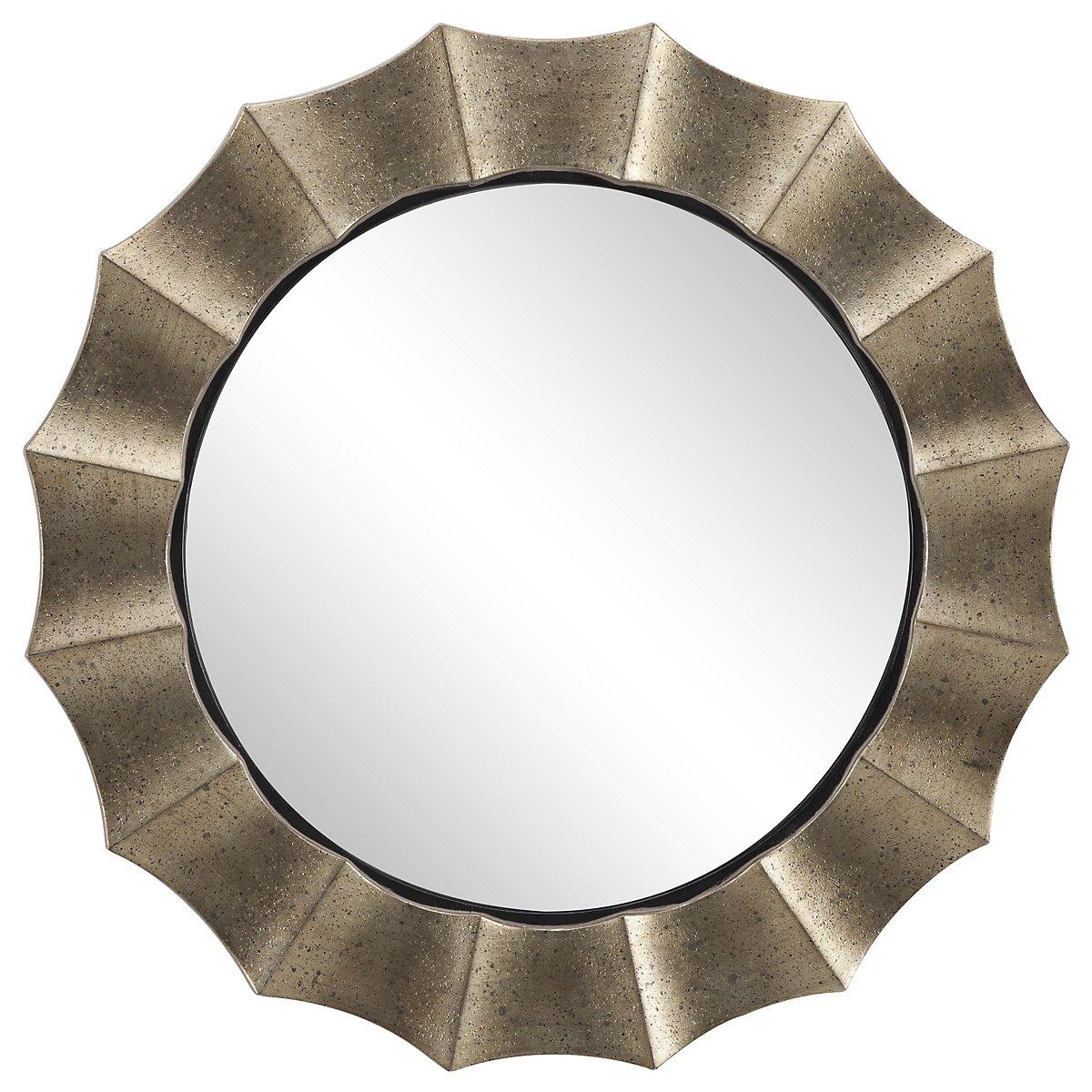Gotham Gold Mirror