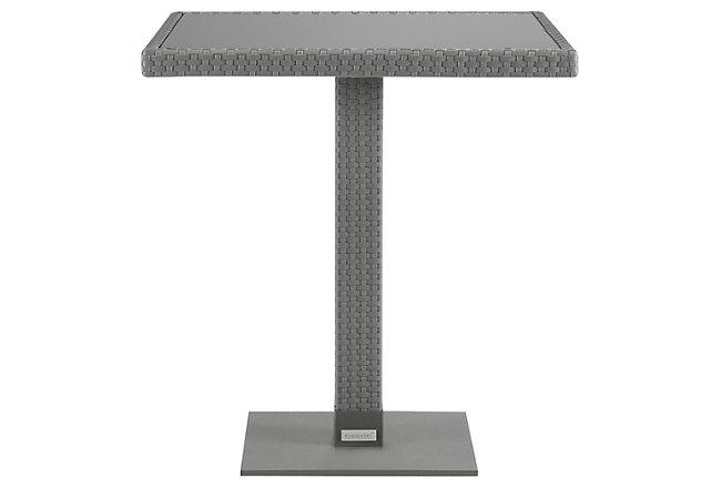Lisbon Gray Square Table