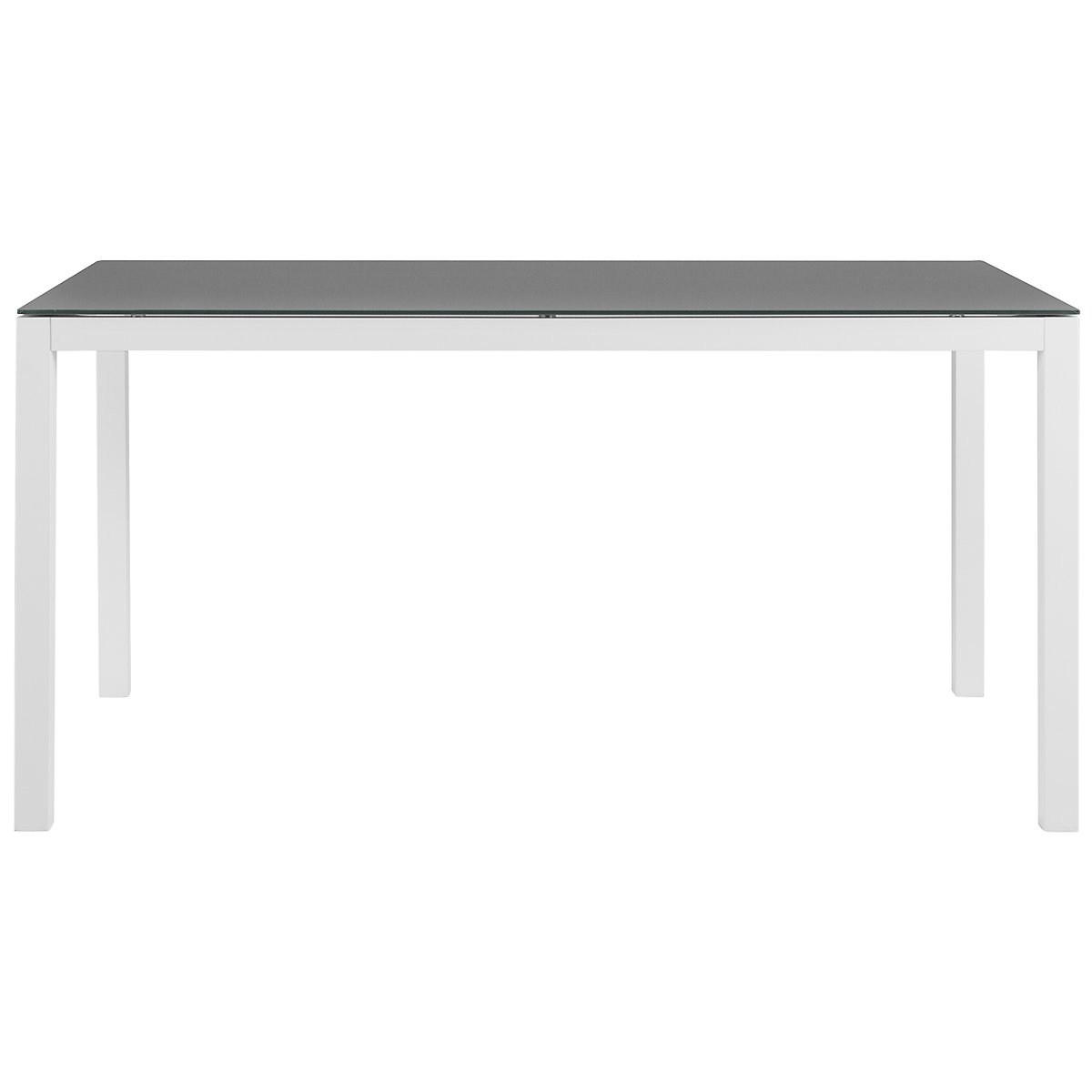 Lisbon Gray Rectangular Table