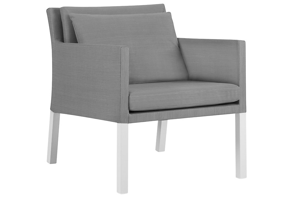 Lisbon Gray  Chair