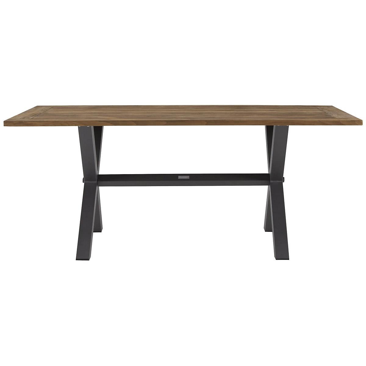 "Canyon Dark Tone 72"" Rectangular Table"