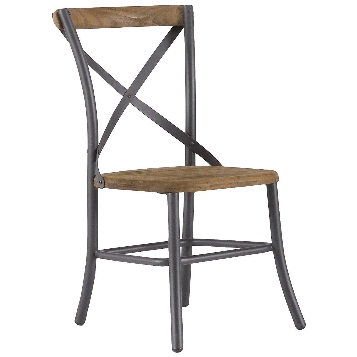 Canyon Dark Tone Side Chair