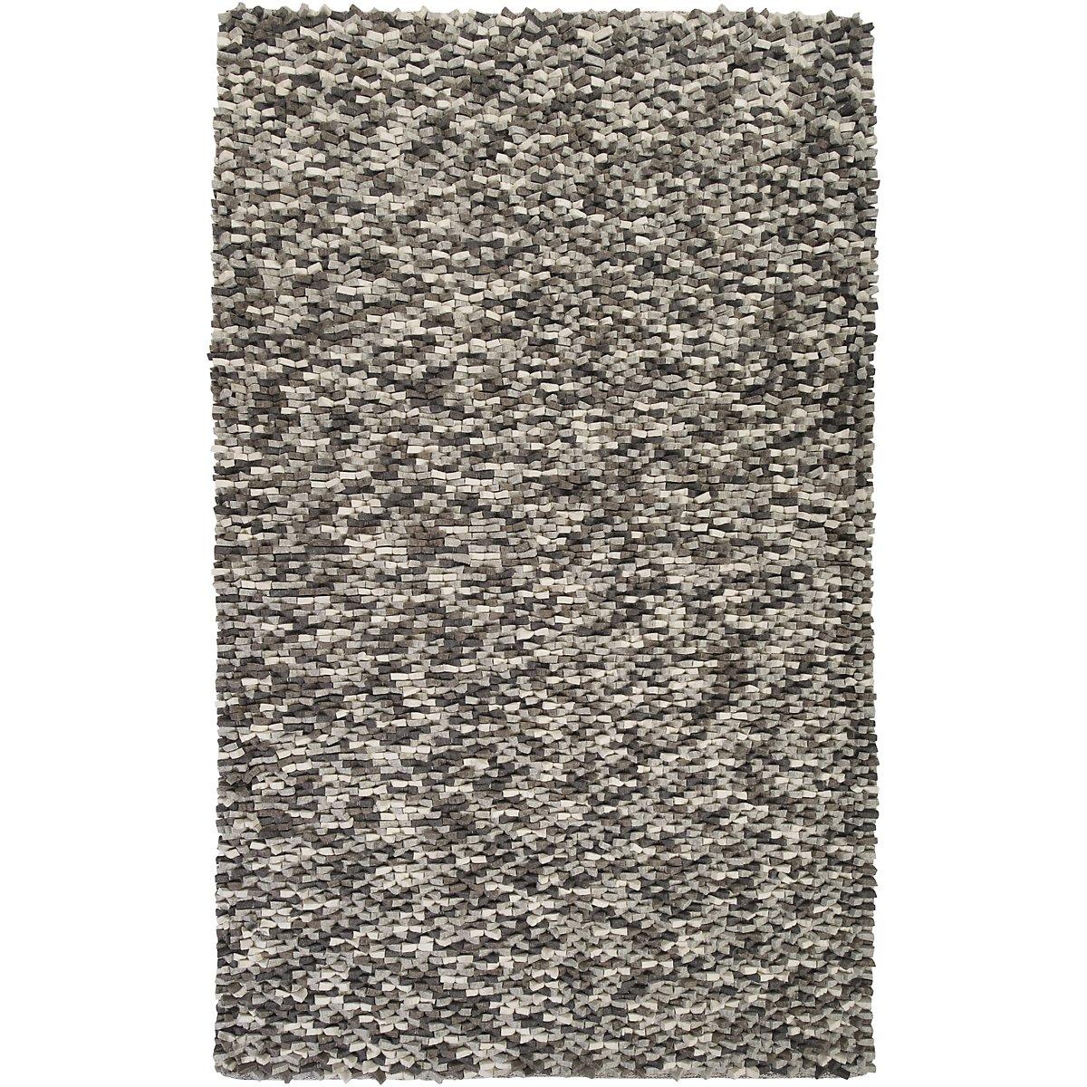 Stone Gray 8X10 Area Rug