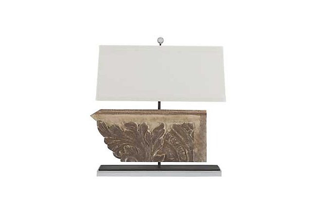 Dartmouth Light Taupe   Table Lamp Base