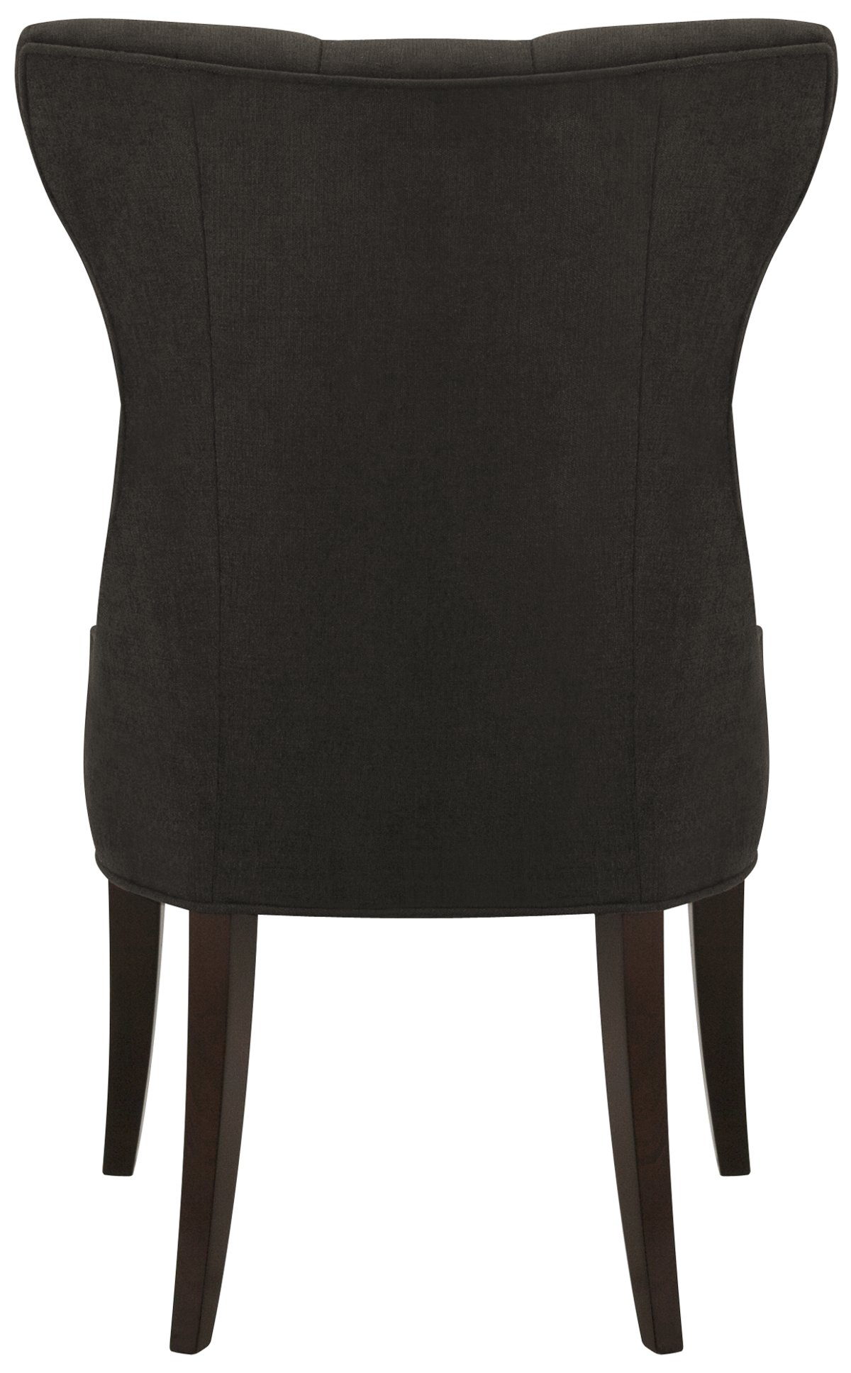 City Furniture Deco Dk Gray Upholstered Side Chair
