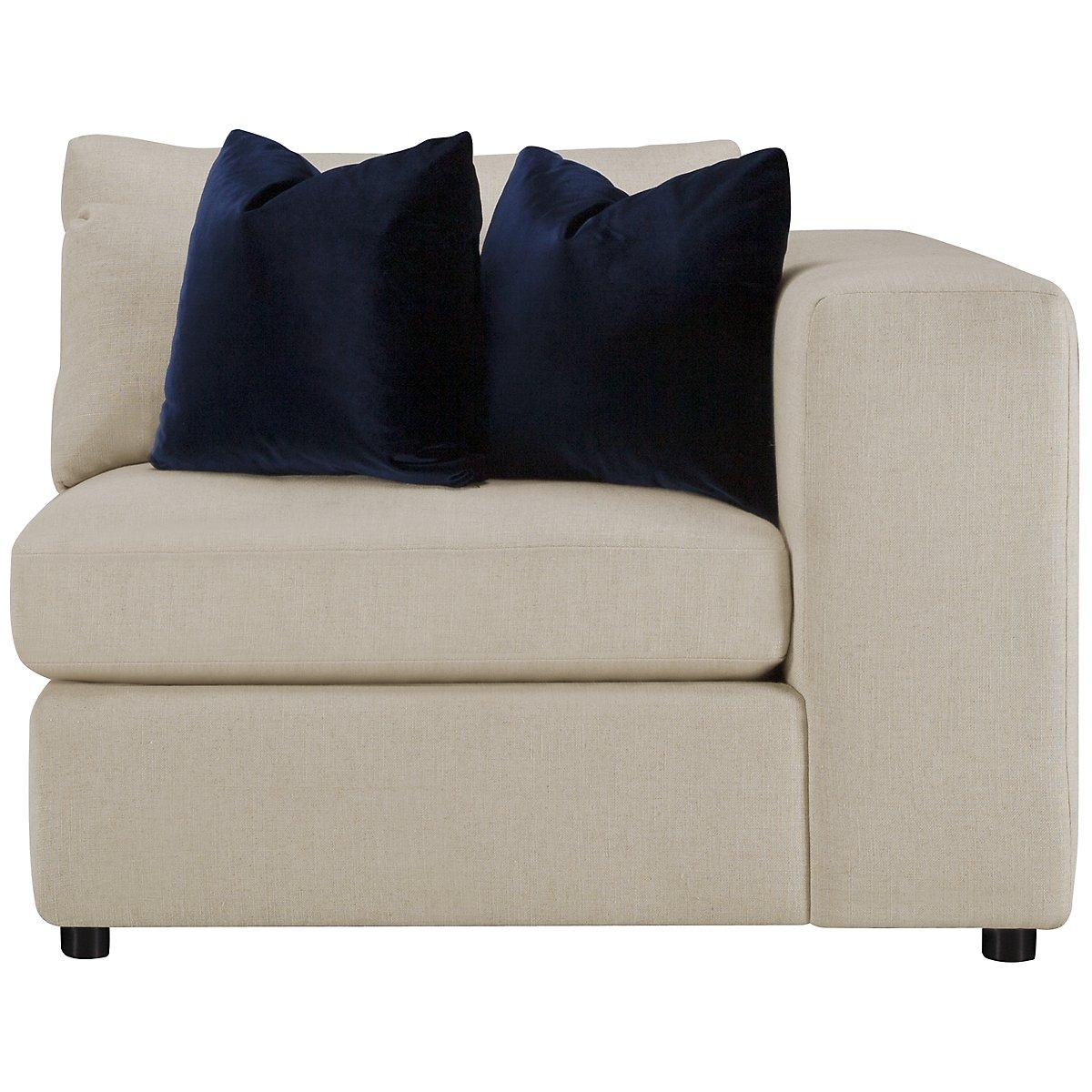 city furniture como lt beige fabric large sofa. Black Bedroom Furniture Sets. Home Design Ideas