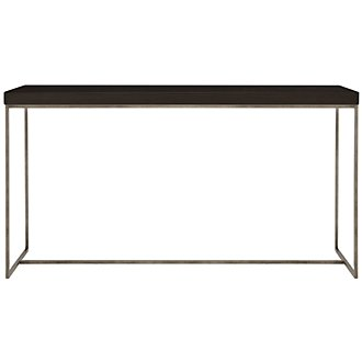 Tocara Dark Tone Sofa Table