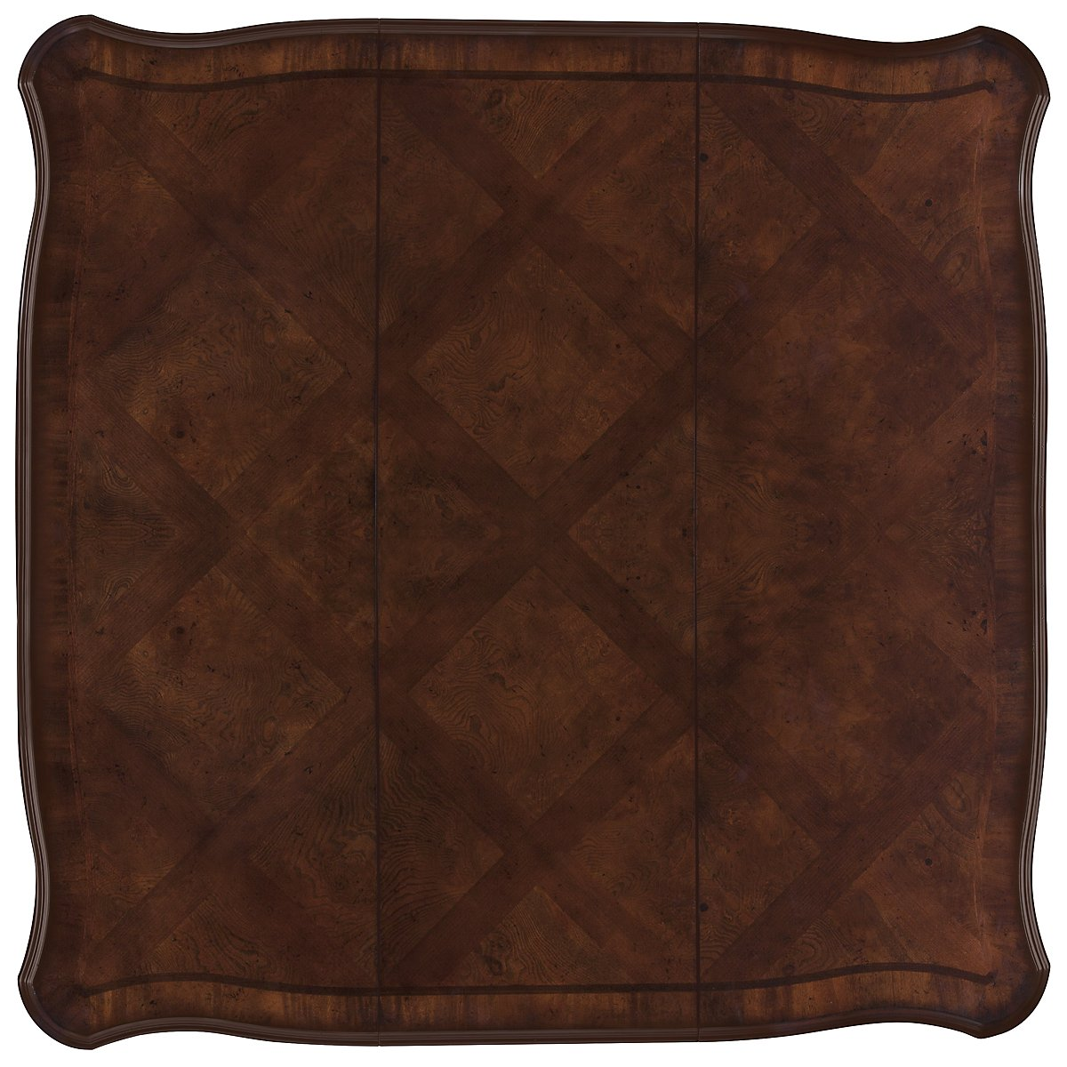 Regal Dark Tone Wood High Dining Table