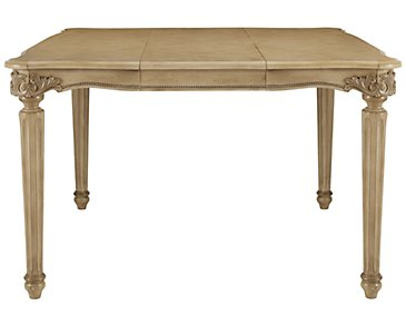 Regal Light Tone High Dining Table