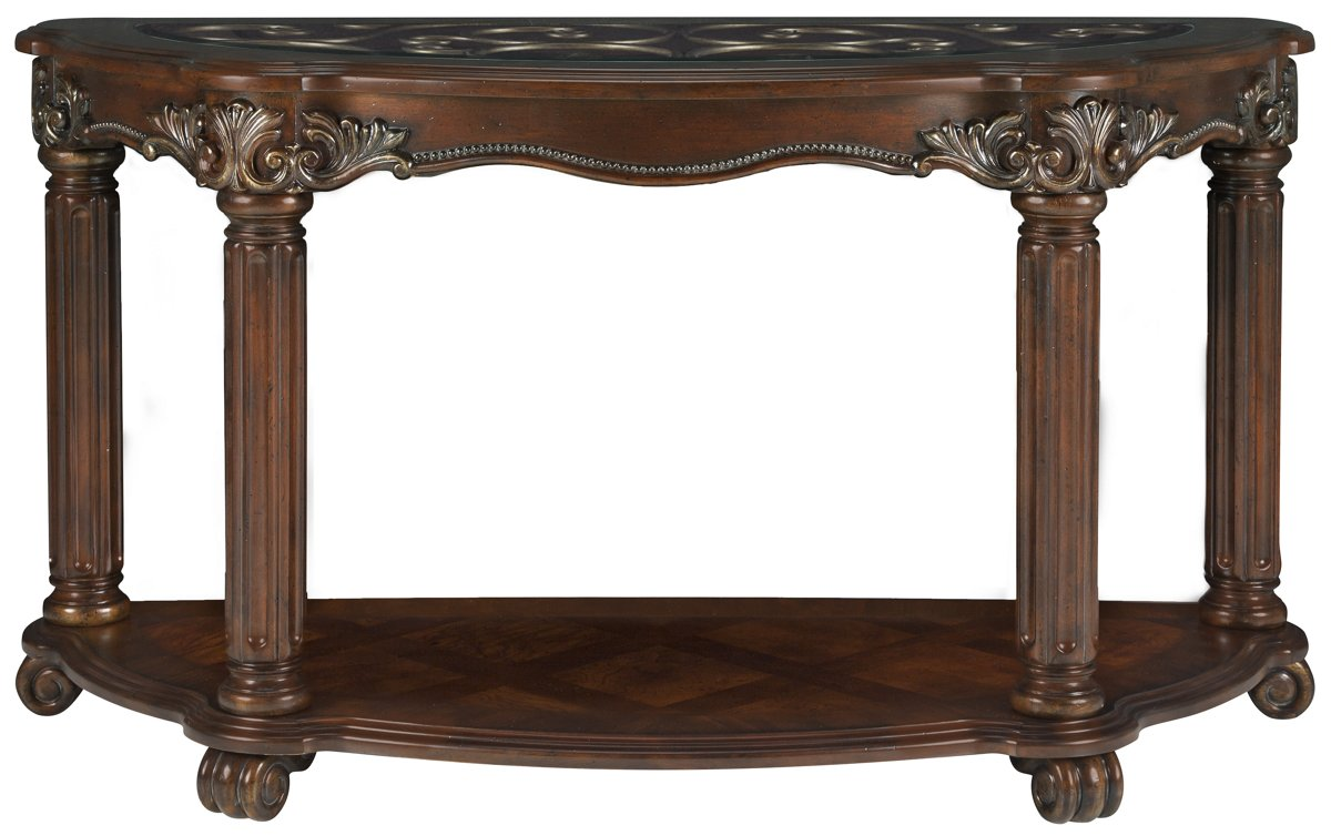 Sofa Table city furniture | living room furniture | sofa tables and console