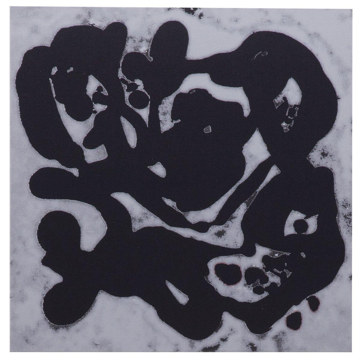 Rorschach 5 Canvas Wall Art