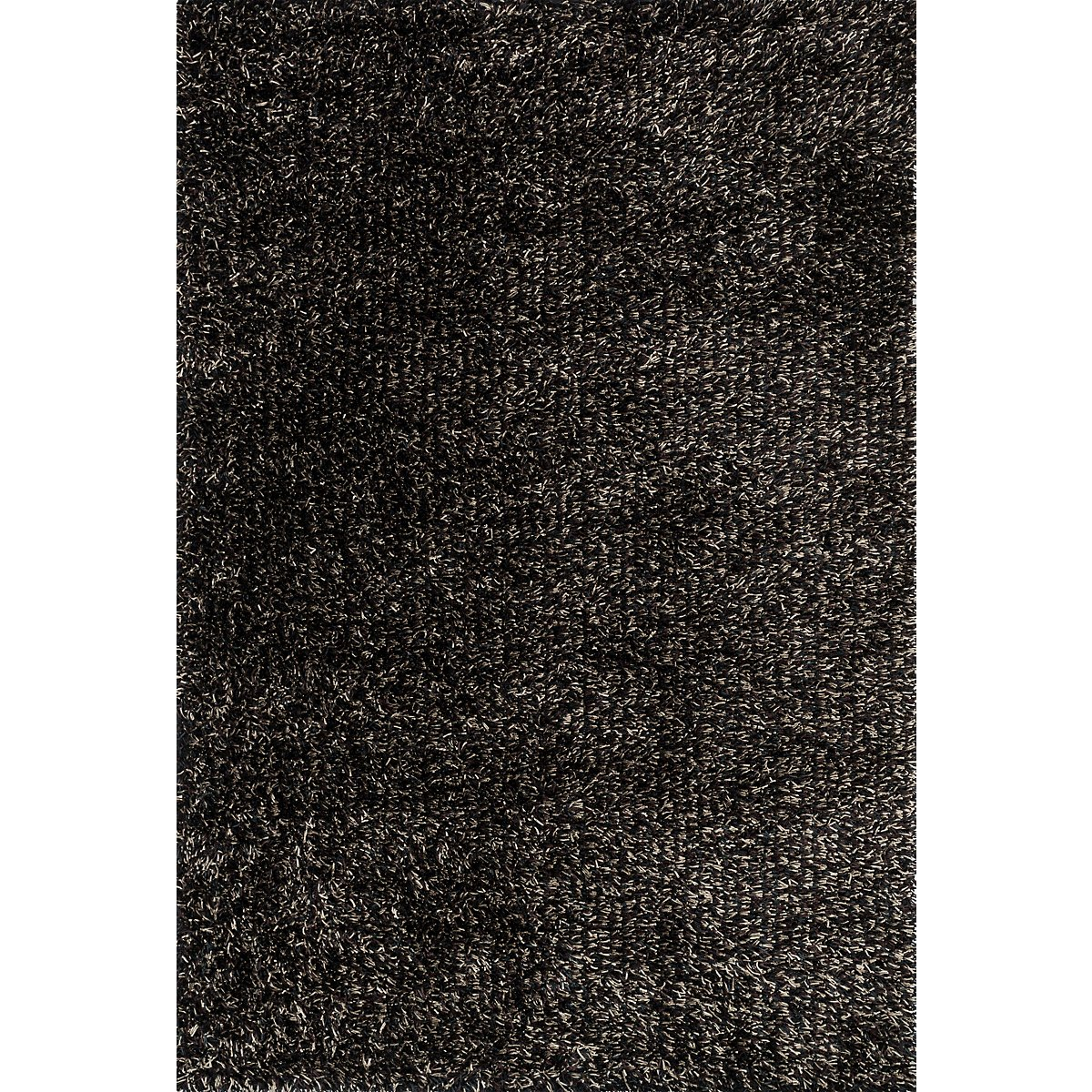 Carrera Black 8X10 Area Rug
