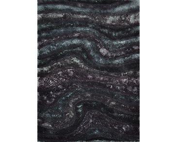 Midnight Multicolored 5X8 Area Rug