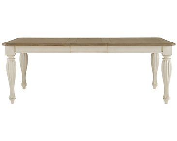 Coventry Two-Tone Rectangular Table