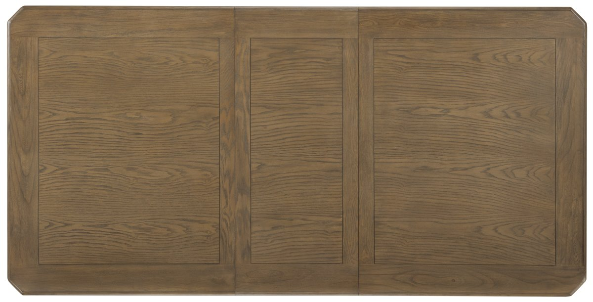 Coventry Two-Tone Wood Rectangular Table