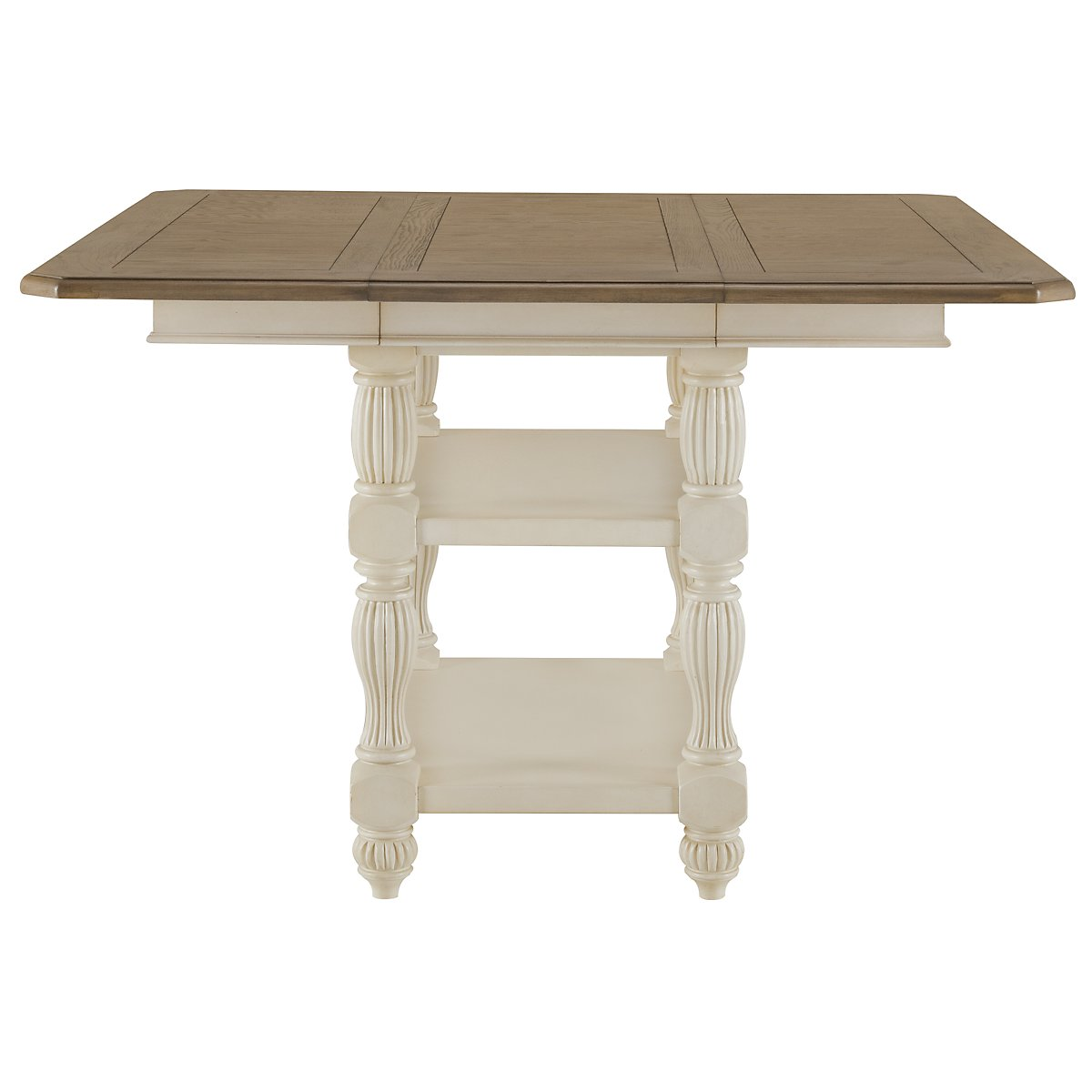 Coventry Two-Tone High Dining Table