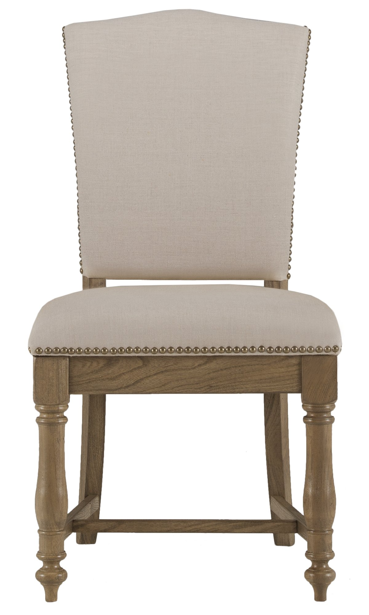 Coventry Light Tone Upholstered Side Chair