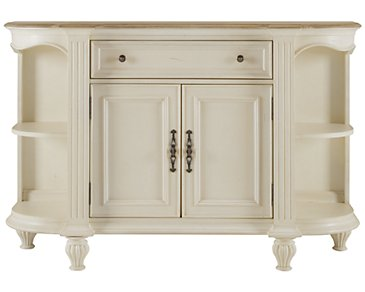 Coventry Two-Tone Buffet