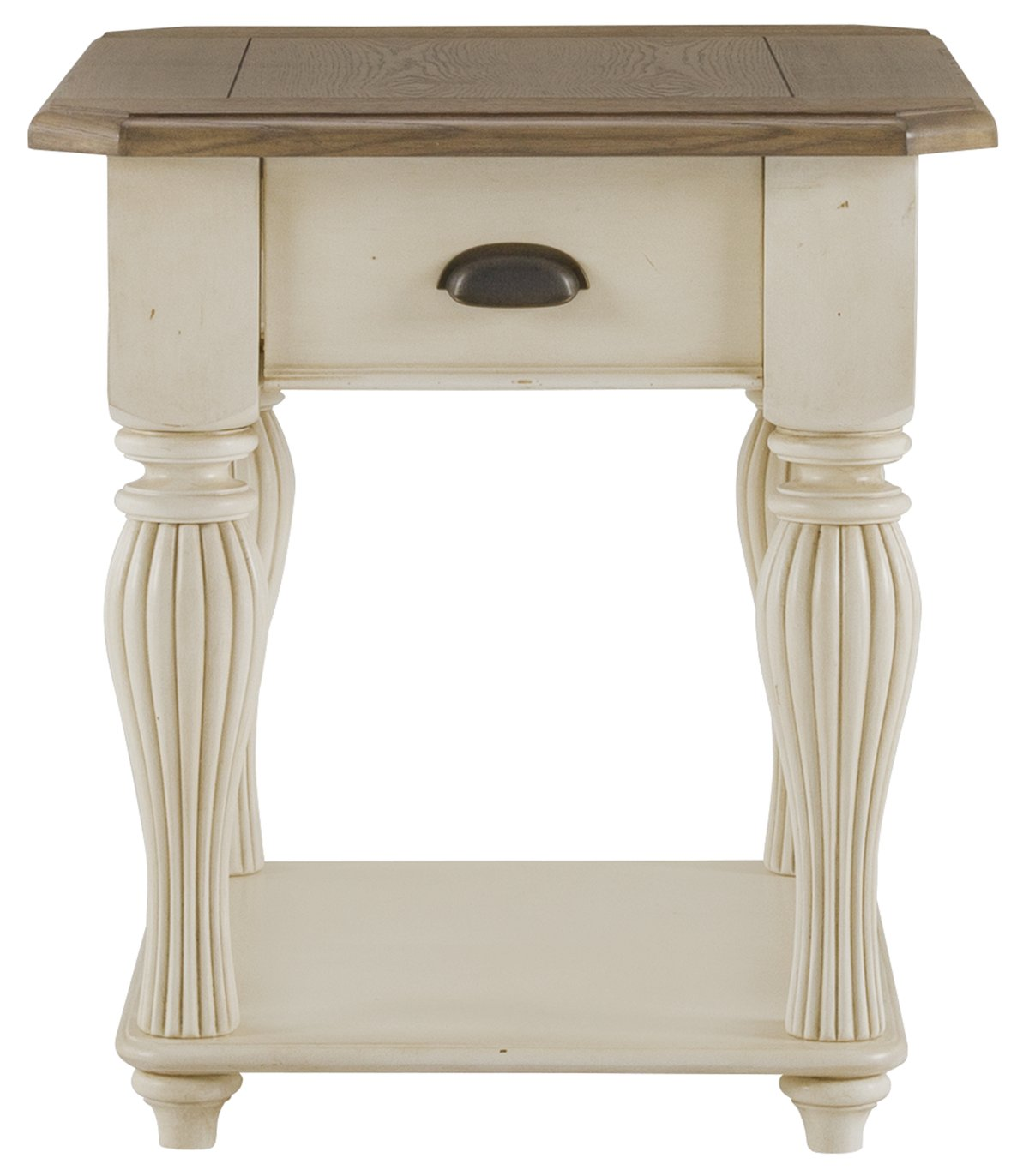 Coventry Two-Tone End Table