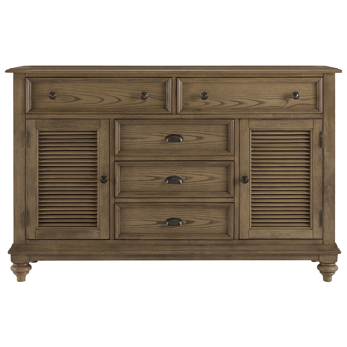 Coventry Light Tone Door Dresser
