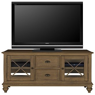 "Coventry Light Tone 60"" TV Stand"