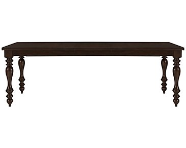 Mcgregor Dark Tone Rectangular Table