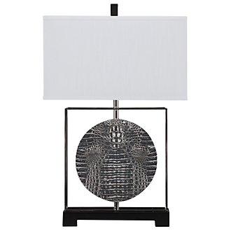 Taratoare Silver Table Lamp