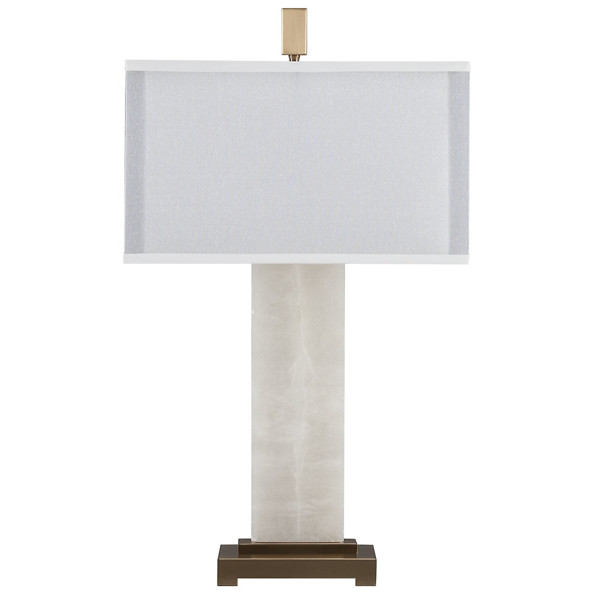 Athanas White Table Lamp