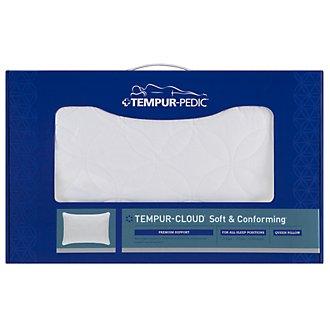 TEMPUR-Cloud® Soft and Conforming TEMPUR® Pillow