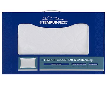 TEMPUR-Cloud® Soft and Conforming TEMPUR® Pillow