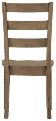 Jaden Light Tone Round Table U0026 4 Wood Chairs