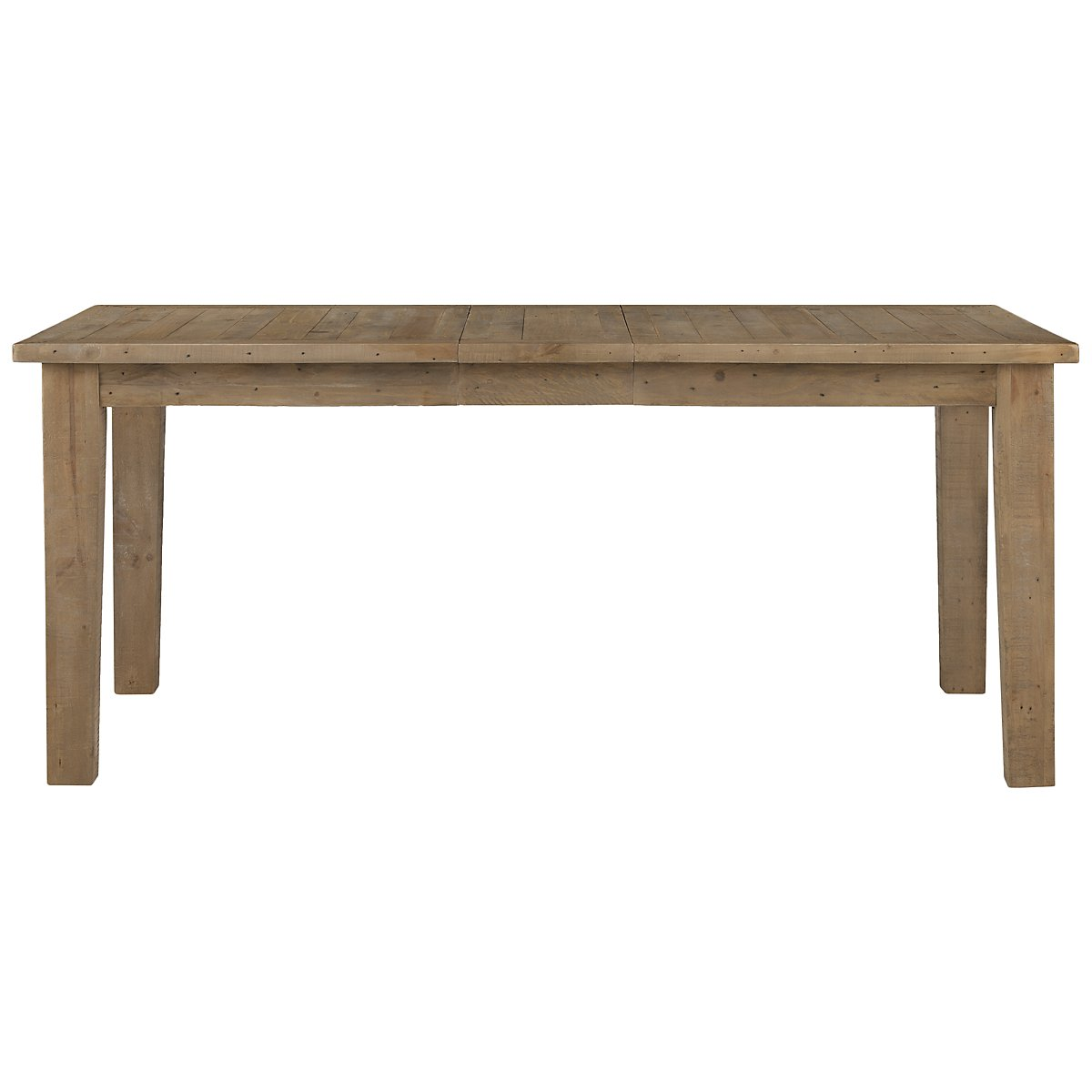 Jaden Light Tone Rectangular Table