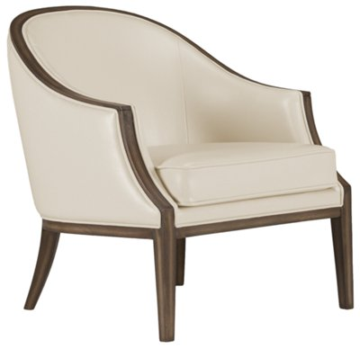 Perfect Beige Accent Chair Decoration Ideas