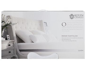 Brook Fiber & Memory Foam Pillow