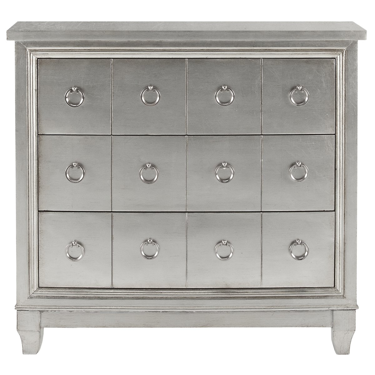 Accent Pieces For Home: City Furniture: Adria Silver Accent Chest